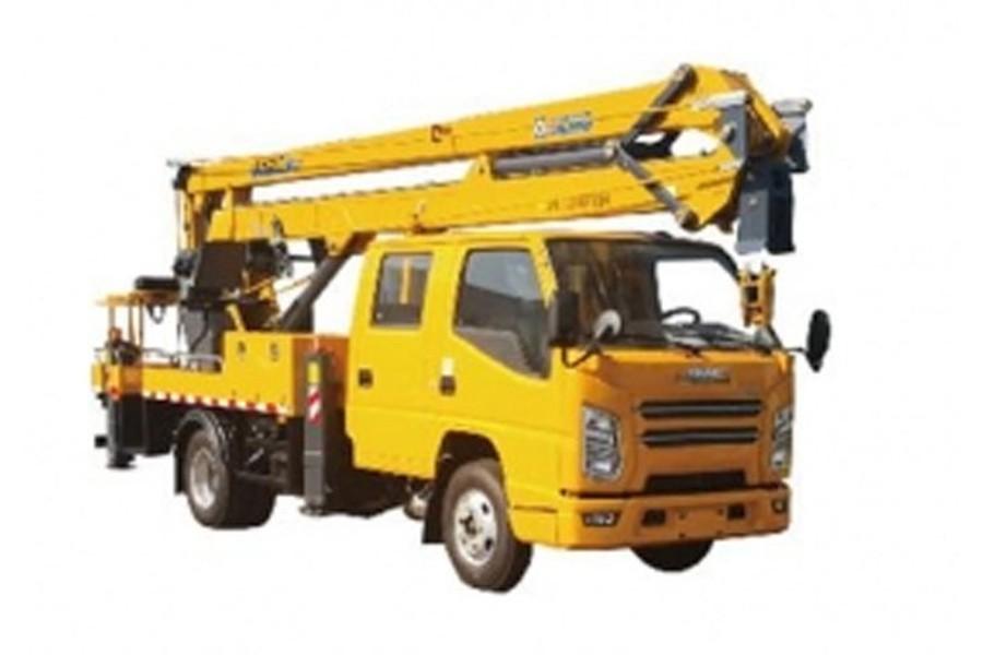 徐工XGS5060JGKJ6117米折臂高空作业车