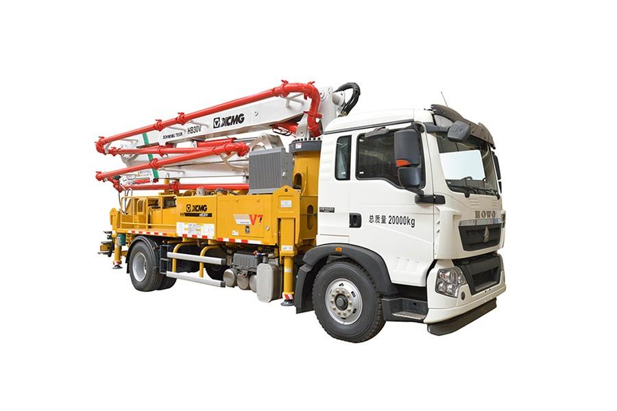 徐工HB30V(豪沃)混凝土泵车