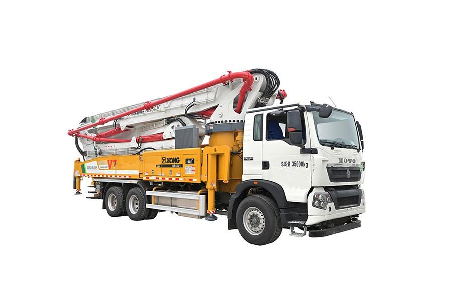 徐工HB50V(豪沃)混凝土泵车