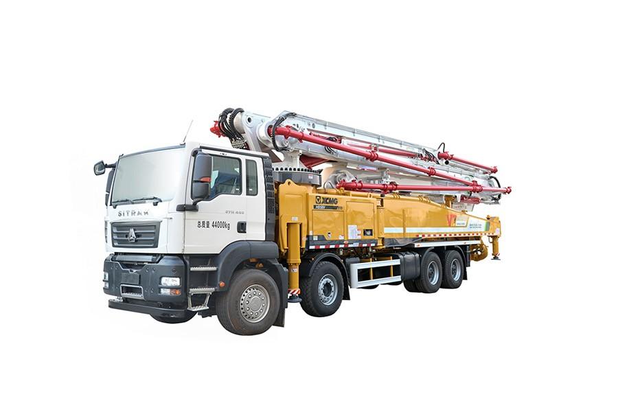 徐工HB58V(汕德卡)混凝土泵车