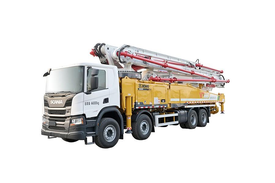 徐工HB58V(斯堪尼亚)混凝土泵车