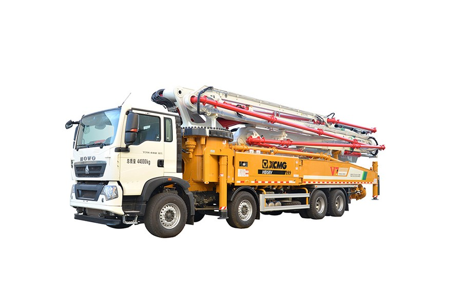 徐工HB58V(豪沃)国六混凝土泵车
