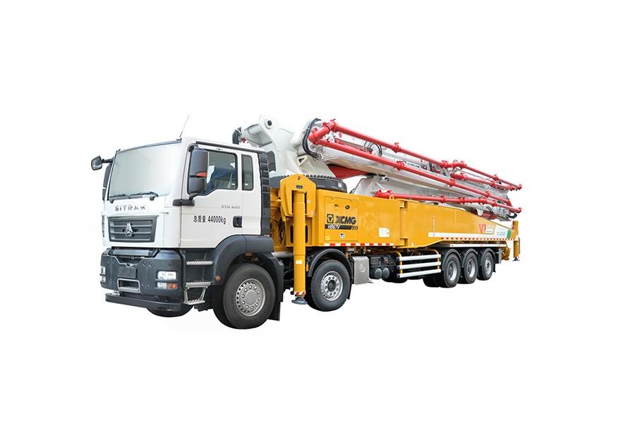 徐工HB67V(汕德卡)混凝土泵车