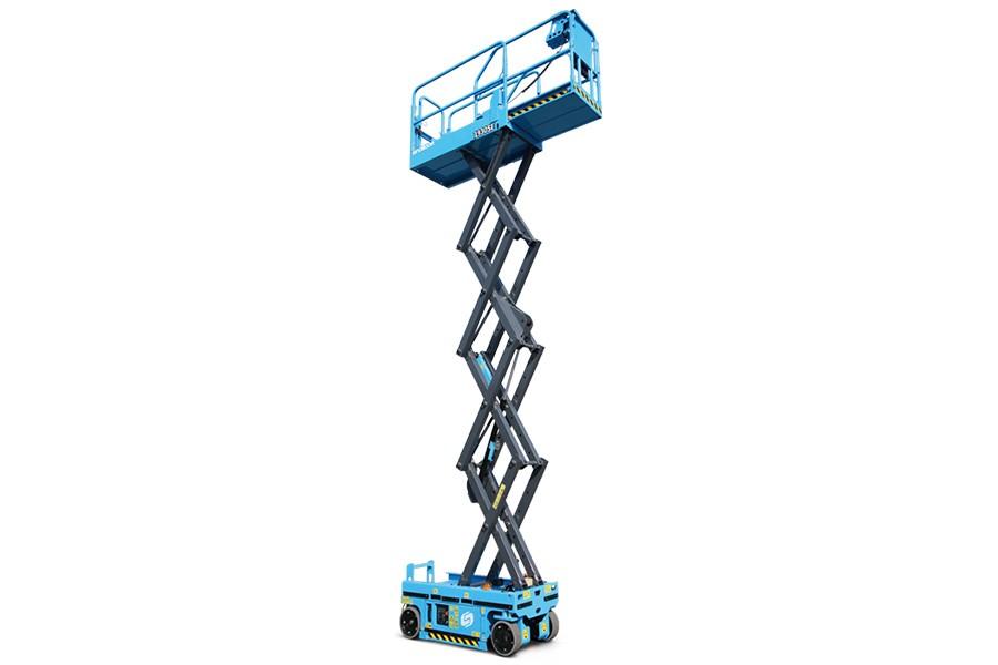 星邦重工0608E电驱剪叉高空作业平台