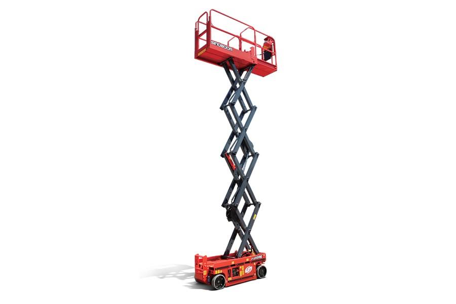 星邦重工0612E电驱剪叉高空作业平台