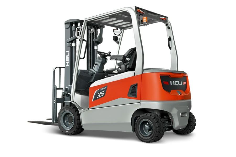 合力CPD35G3系列3.5吨蓄电池平衡重式叉车
