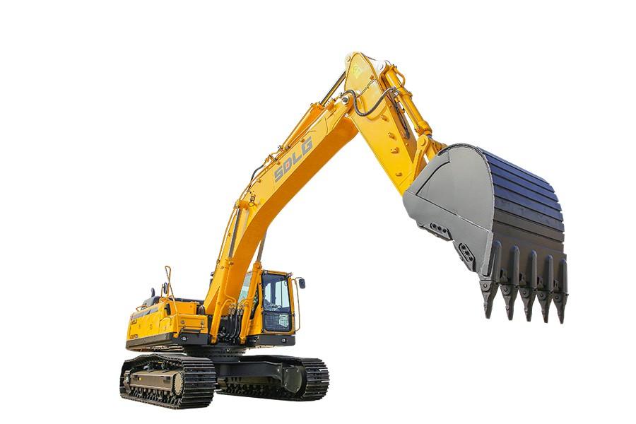 山东临工E6360F PLUS履带挖掘机
