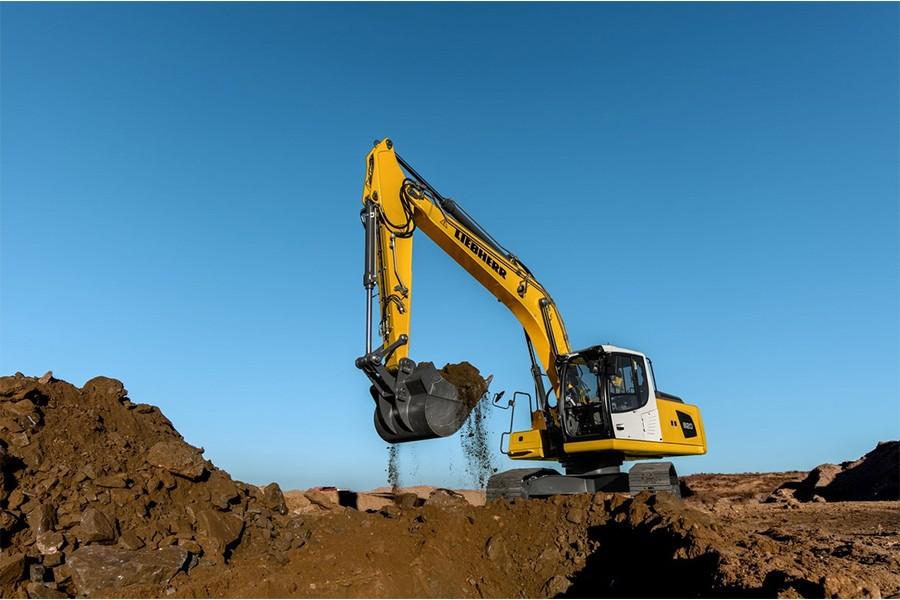 利勃海尔R 920 Litronic履带挖掘机