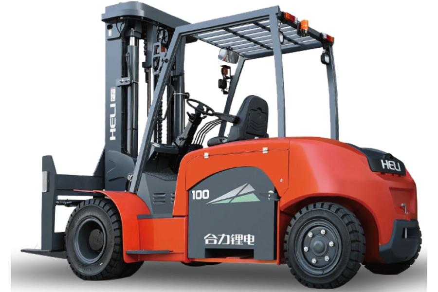 合力G系列8.5-10吨锂电池平衡重式叉车锂电池平衡重式叉车