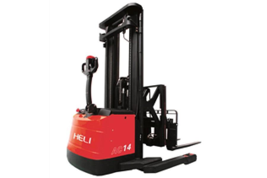 合力1.3-1.4吨电动步行式前移叉车电动步行式前移叉车