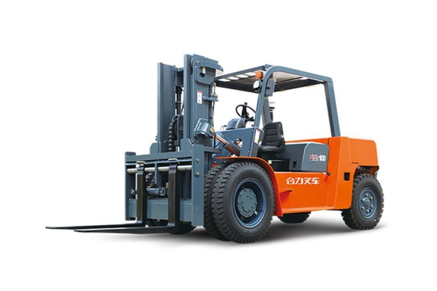 合力H2000系列 6/8/10吨柴油平衡重式进箱叉车柴油平衡重式进箱叉车