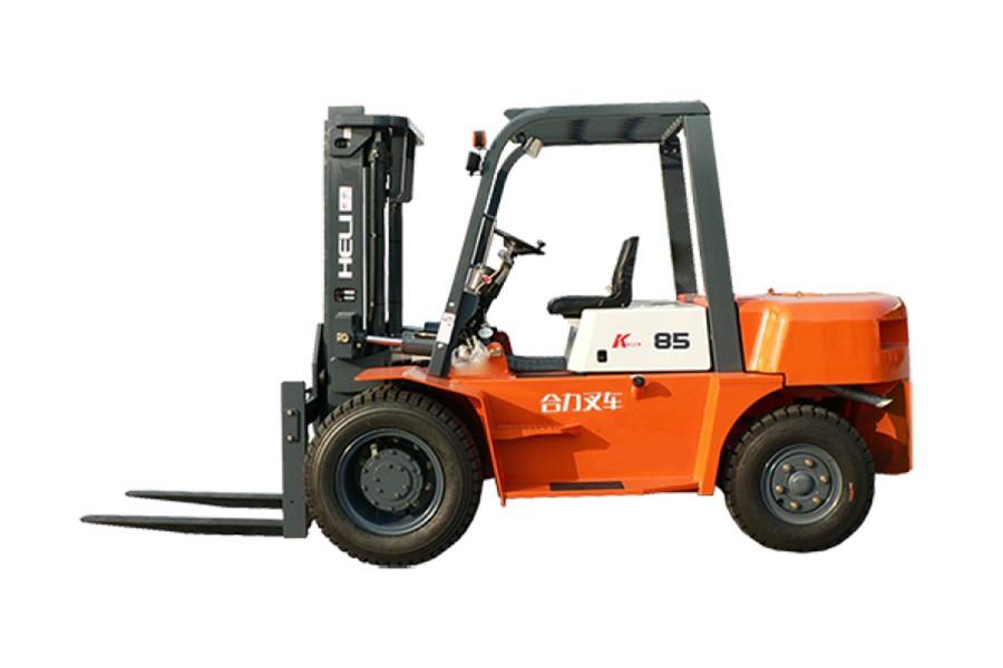 合力K系列 8.5-10吨柴油平衡重式叉车柴油平衡重式叉车