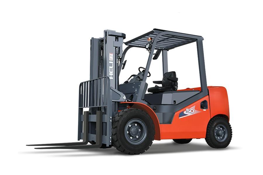 合力H3系列4-5吨内燃平衡重式叉车内燃平衡重式叉车