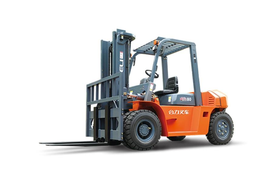 合力H2000系列8-10吨柴油平衡重式叉车柴油平衡重式叉车