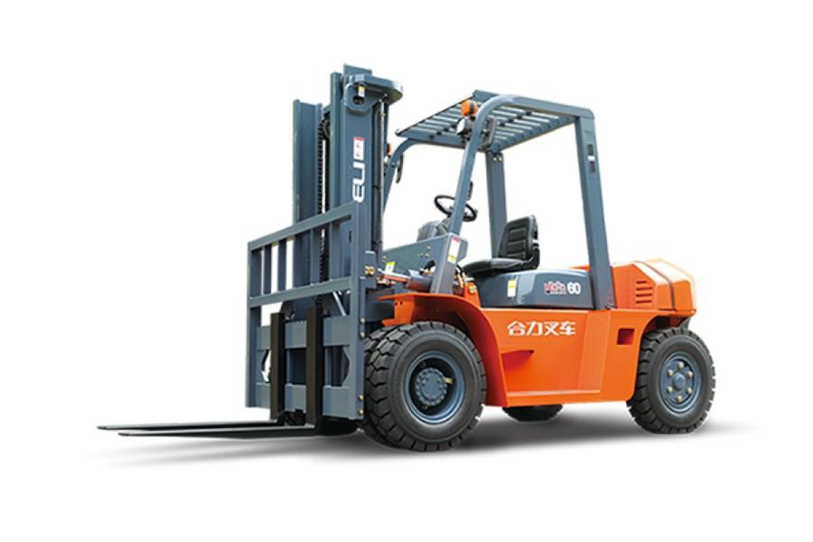 合力H2000系列5-7吨柴油/汽油/液化气平衡重式叉车平衡重式叉车