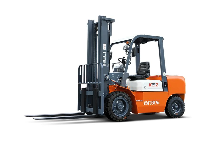 合力K系列3-3.8吨内燃平衡重式出租专用叉车平衡重式出租专用叉车