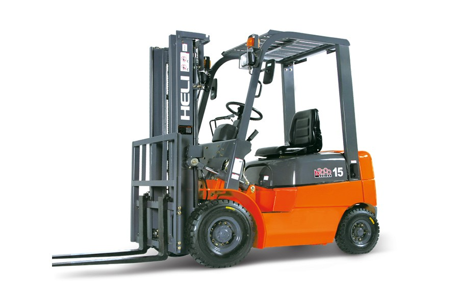 合力新H2000系列1-1.8吨柴油/汽油/液化气平衡重式叉车平衡重式叉车