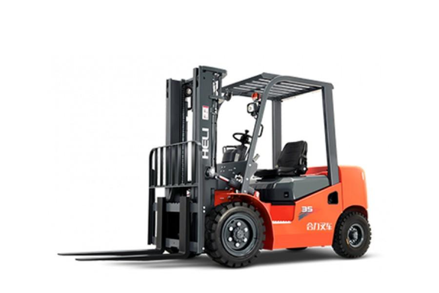合力K2系列2-3.5吨内燃平衡重式叉车平衡重式叉车