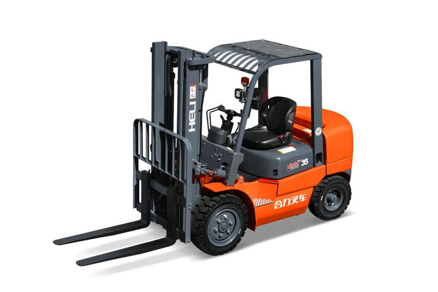 合力新H2000系列2-3.5吨柴油/汽油/液化气平衡重式叉车平衡重式叉车