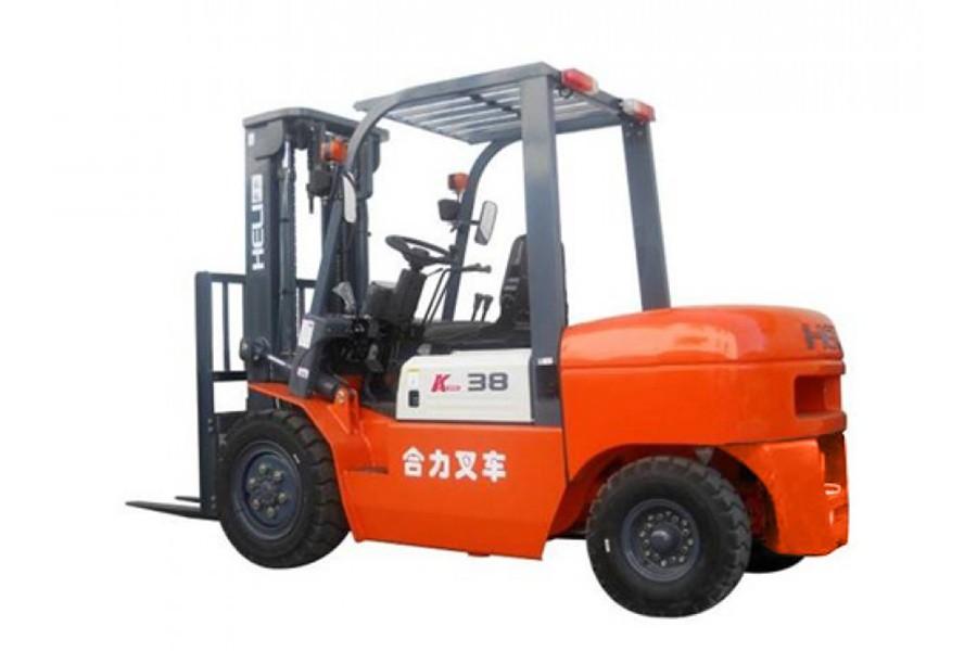 合力K系列3.8吨内燃叉车内燃叉车