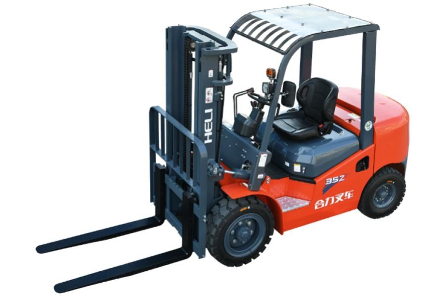 合力K2系列3-3.8吨内燃平衡重式出租专用叉车平衡重式出租专用叉车