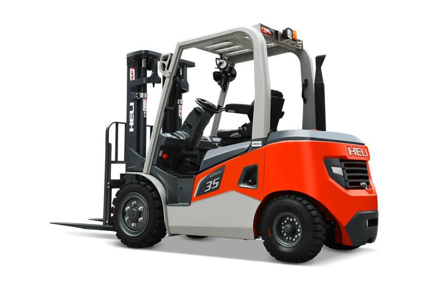 合力G3系列3-3.5吨柴油/液化气平衡重式叉车平衡重式出租专用叉车