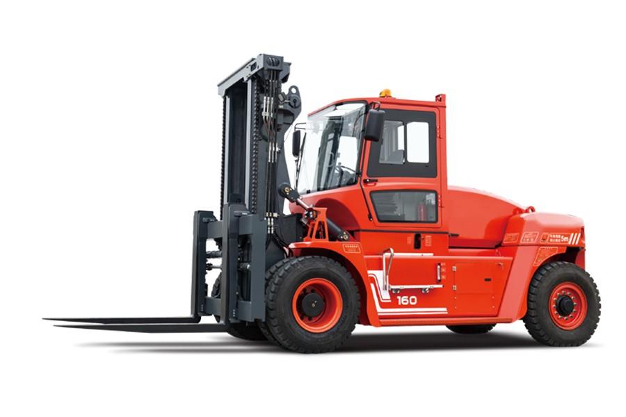 合力G系列12-16吨(高配)内燃平衡重叉车内燃平衡重叉