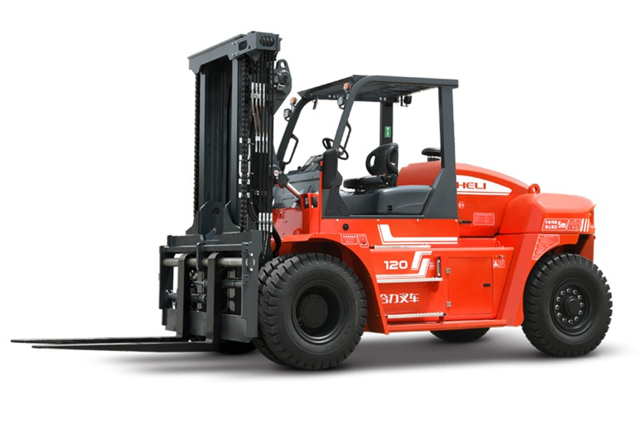 合力G系列12-13.5t(经济型配置)内燃平衡重式叉车内