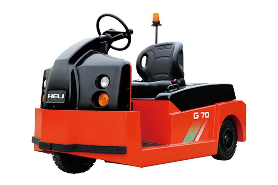 合力G2系列2-7吨电动牵引车电动牵引车