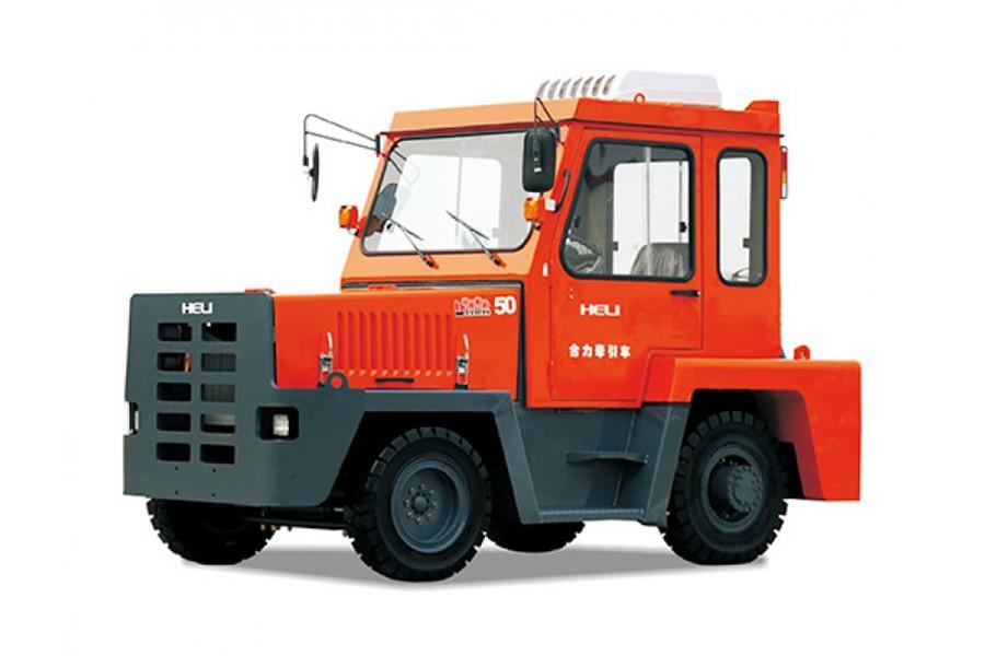 合力3-8吨公铁两用内燃牵引车公铁两用内燃牵引车