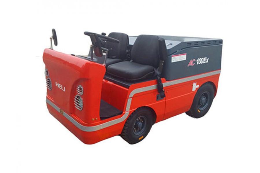 合力3-10吨防爆蓄电池牵引车防爆蓄电池牵引车