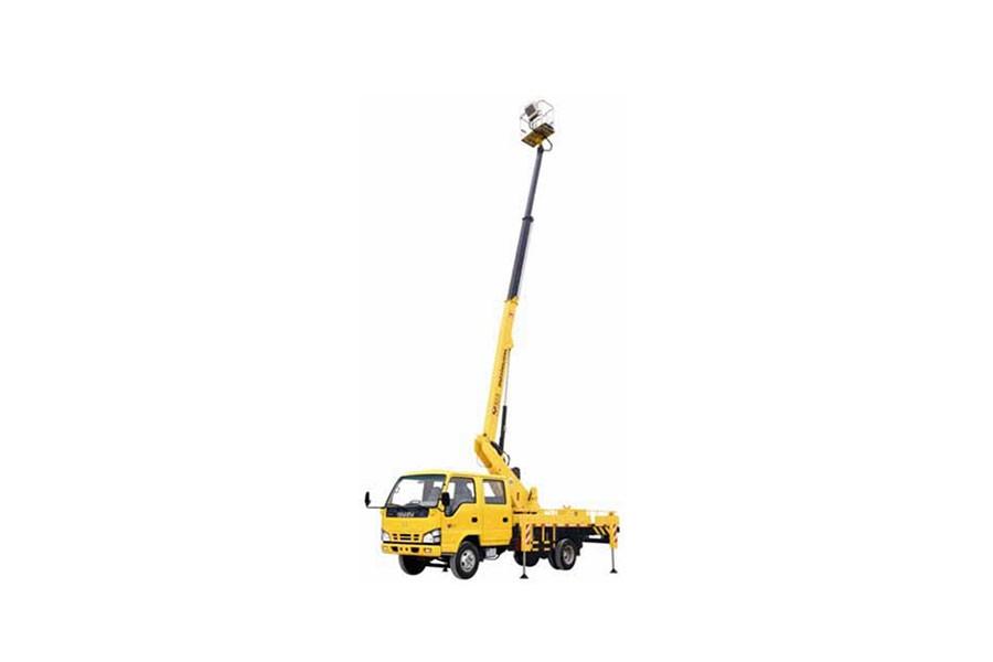 河南垣发XHZ5066JGKA16.2米伸缩臂高空作业车