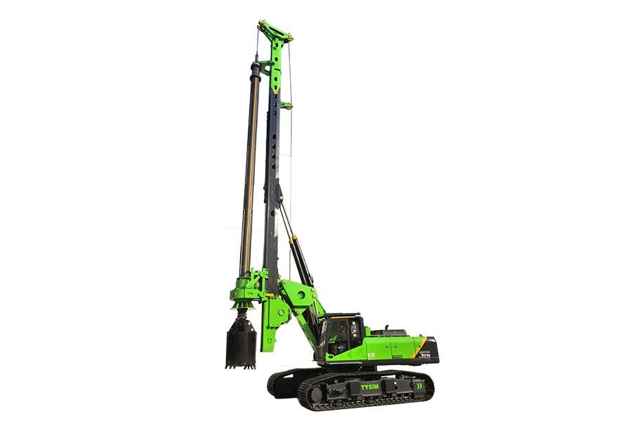 泰信机械KR220E旋挖钻机