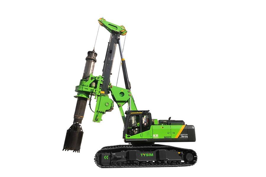 泰信机械KR300ES旋挖钻机
