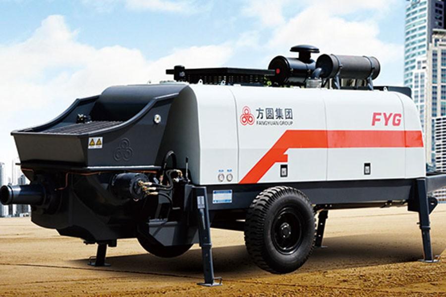 方圆HBTS90-16-195混凝土泵