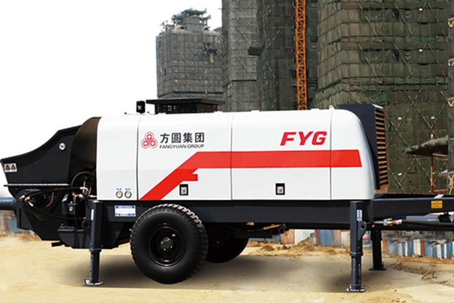 方圆HBTS80-16-132混凝土泵