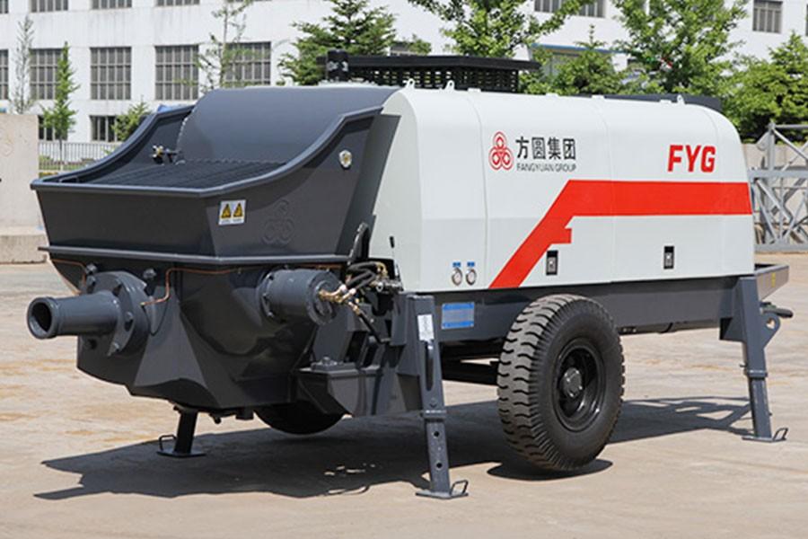 方圆HBTS80-13-110混凝土泵
