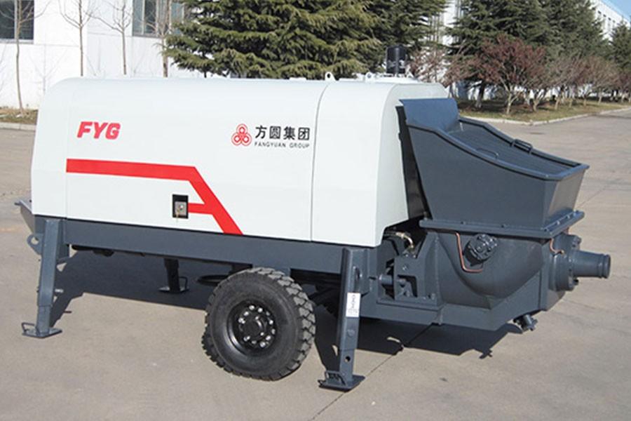 方圆SBS20-08-30砂浆泵