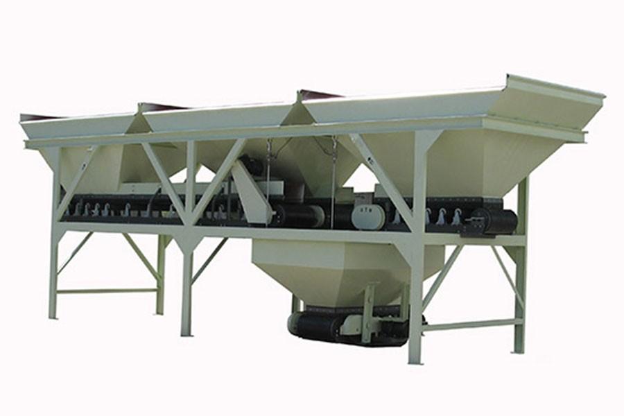 方圆PLD1600-Ⅲ混凝土配料机