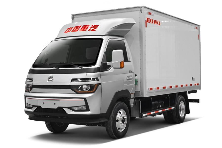 中國重汽HOWO智相4×2小飛俠輕型卡車