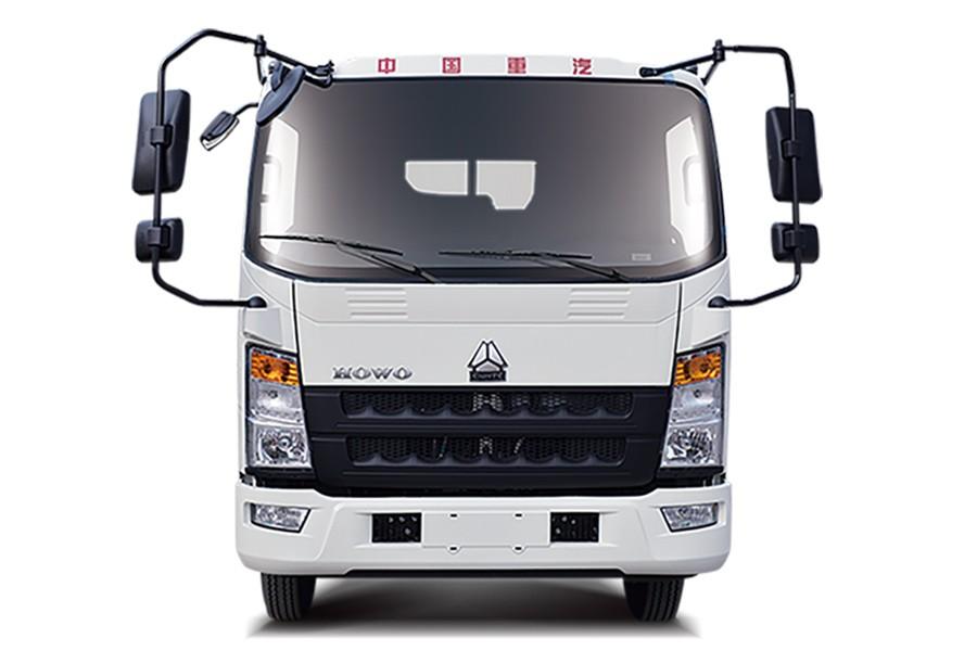 中国重汽HOWO追梦4×2科技版轻型卡车