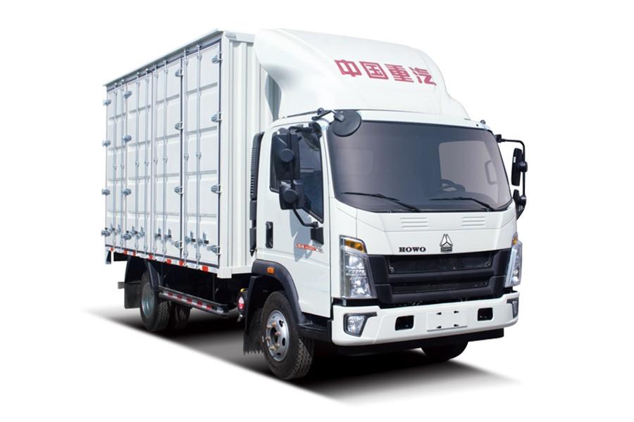 中國重汽HOWO悍將4×2全能版輕型卡車