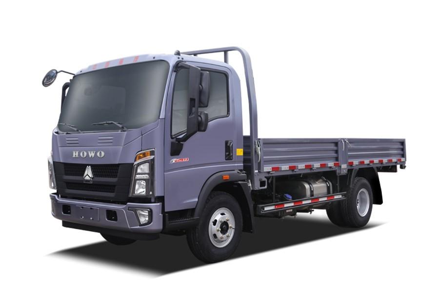 中国重汽HOWO统帅4×2科技版轻型卡车