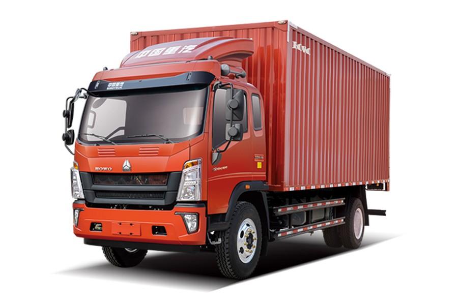 中國重汽HOWO-G5X4×2科技版中型卡車
