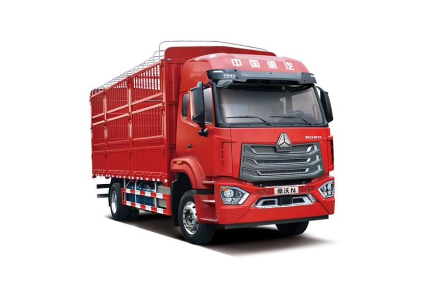 中国重汽豪沃 N4×2轻奢版载货车