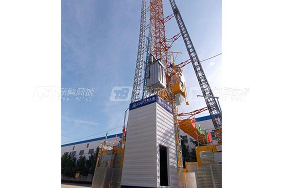 方圆SC200(100)大桥桥内维护型施工升降机