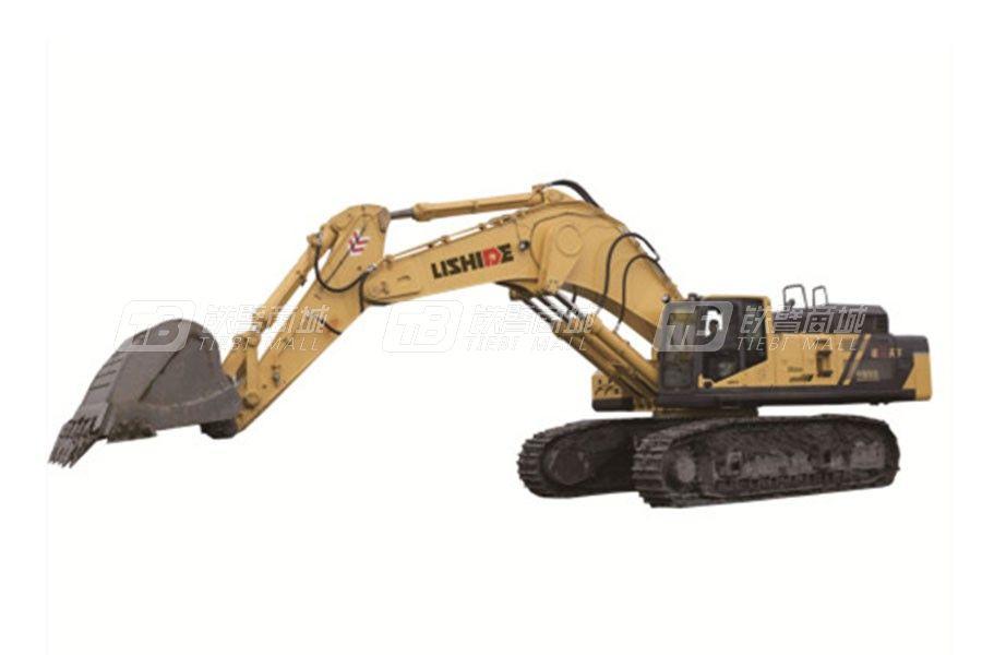 力士德SC8050节能液压挖掘机
