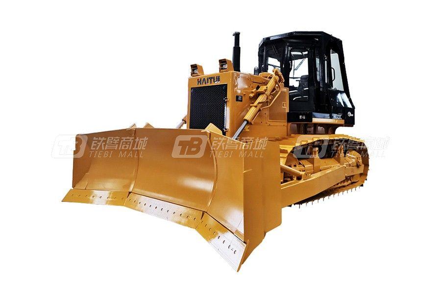 海推HD22C推煤型推土机