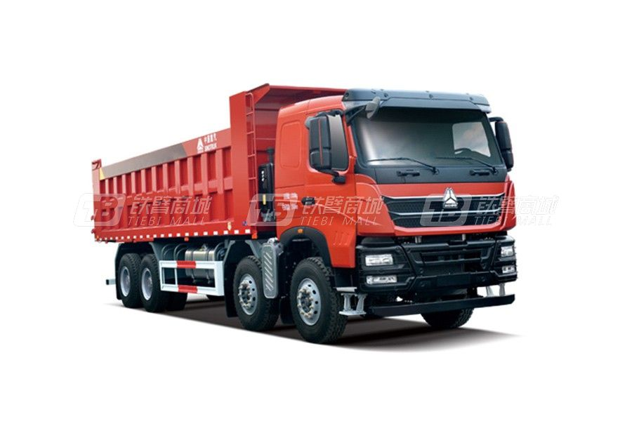 中国重汽豪沃TH7自卸车