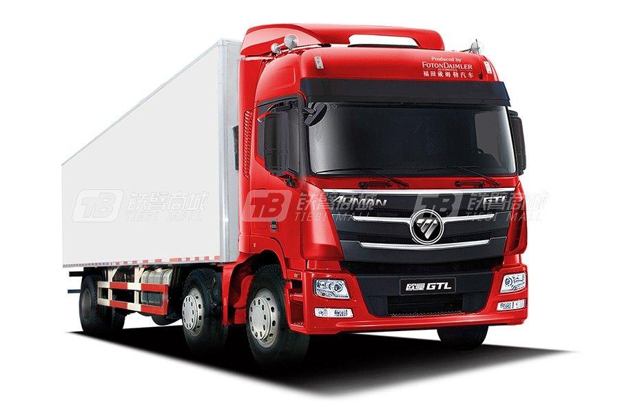 福田戴姆勒欧曼GTL 6×2 430马力牵引车